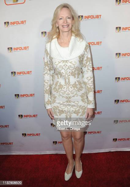 Kim Holland arrives for PreOscar Soiree Hosted By INFOListcom and Birthday Celebration for Founder Jeff Gund held at SkyBar at the Mondrian Los...