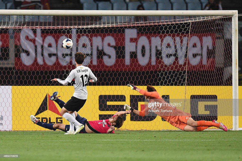 Cerezo Osaka v Pohang Steelers - AFC Champions League Group E