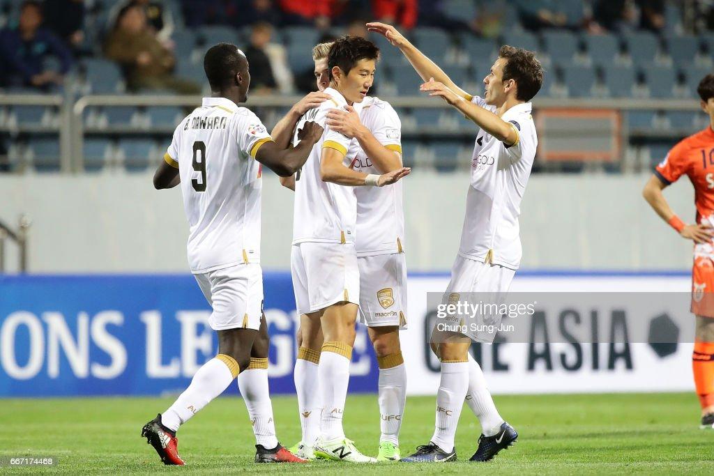 Jeju United FC v Adelaide United - AFC Champions League Group H