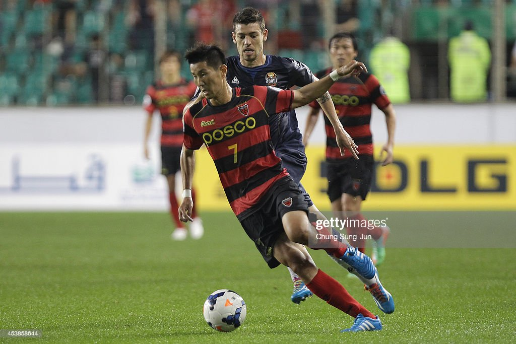 Pohang Steelers v FC Seoul - AFC Champions League Quarter Final
