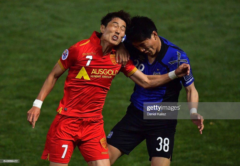 AFC Champions League - Adelaide v Gamba Osaka