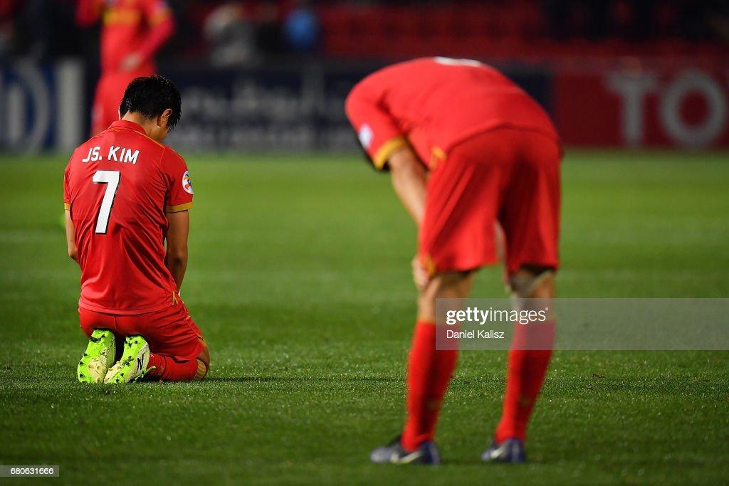 Adelaide v Jiangsu Sainty - AFC Asian Champions League
