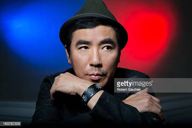 Kim Jee Woon for Los Angeles Times on January 14 2013 in West Hollywood California