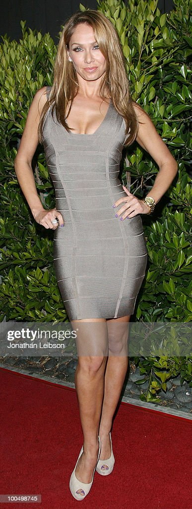Kim Johnson attends the Birthday Celebration For Edyta Sliwinska From 'Dancing With The Stars' at XIV on May 24, 2010 in West Hollywood, California.