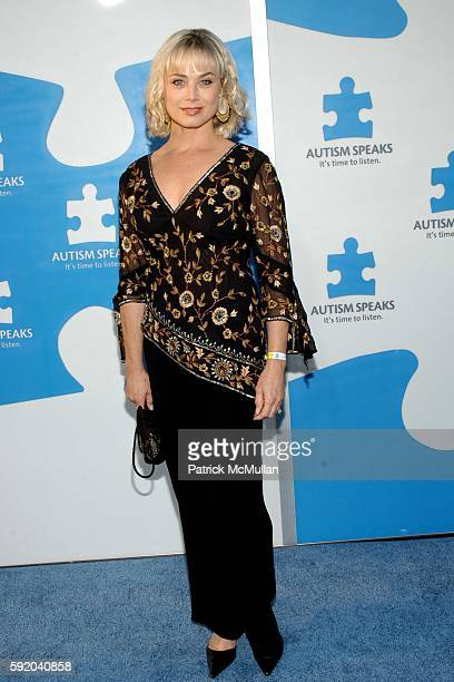 Kim Johnston Ulrich attends Jerry Seinfeld and Paul Simon perform 'One Night Only A Concert for Autism Speaks' Arrivals at Kodak Theater on September...
