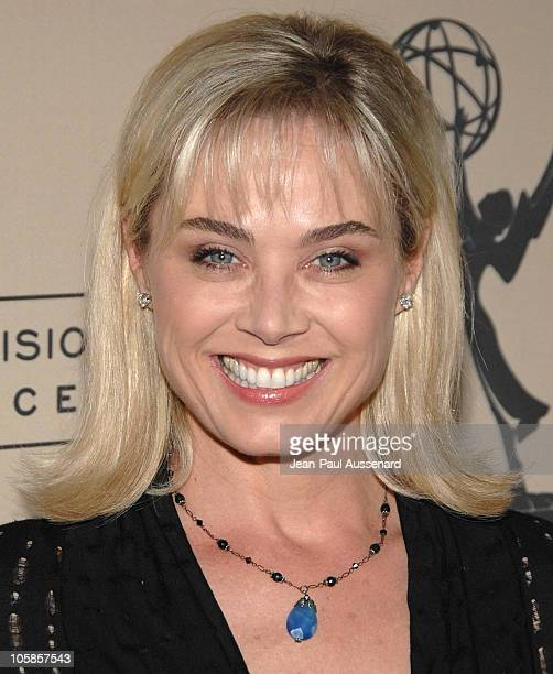 Kim Johnston Ulrich during ATAS Presents The 2007 Los Angeles Daytime Emmy Reception Arrivals at French 57 in Burbank California United States