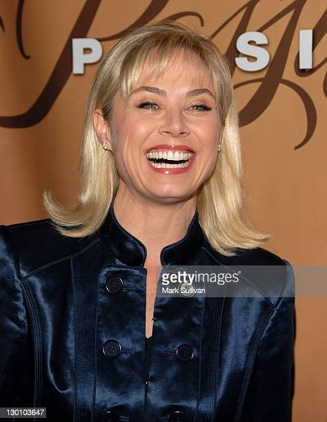 Kim Johnston Ulrich during NBC's Daytime Dramas Days of Our Lives and Passions Pre Emmy Party at French 75 Bistro in Burbank California United States
