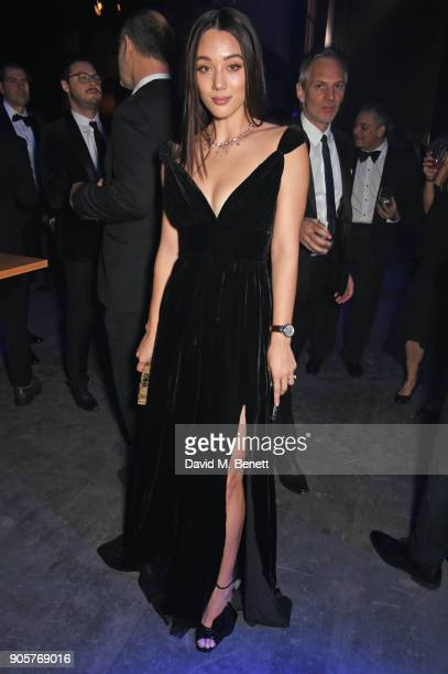 Kim Jones attends the IWC Schaffhausen Gala celebrating the Maison's 150th anniversary and the launch of its Jubilee Collection at the Salon...