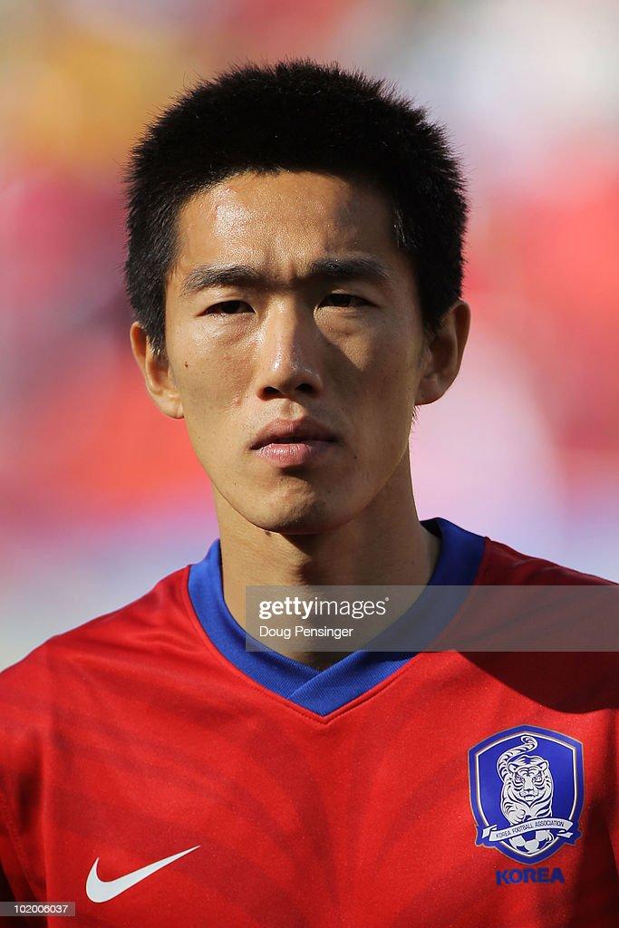 South Korea v Greece: Group B - 2010 FIFA World Cup : News Photo