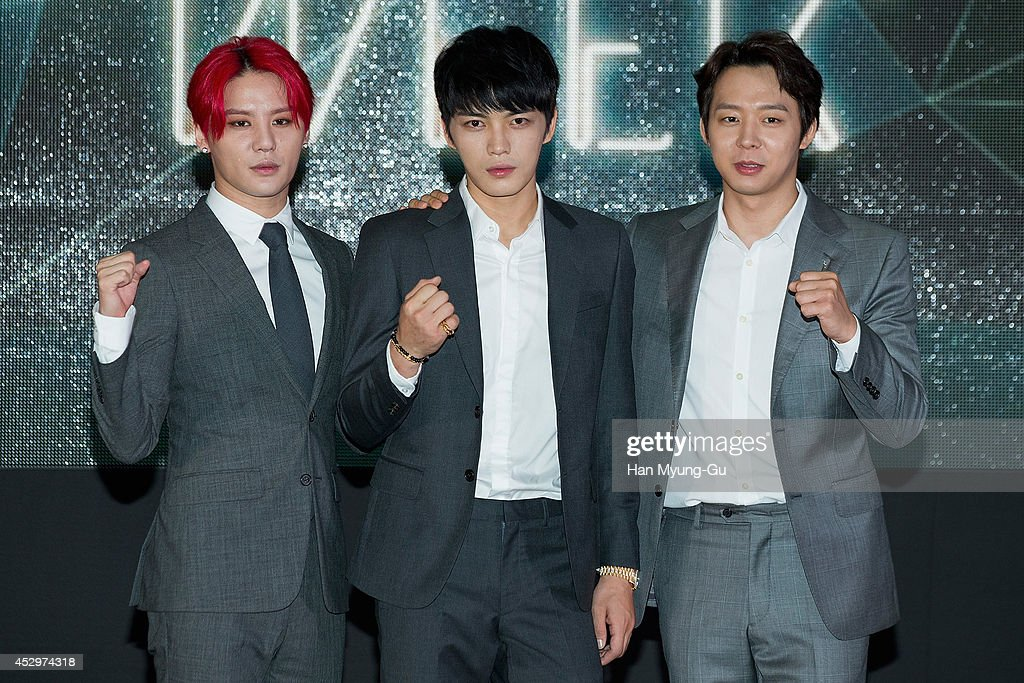 2014 JYJ Membership Week In Seoul