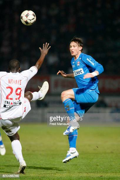 Kim KALLSTROM Nancy / Lyon 25e journee Ligue 1