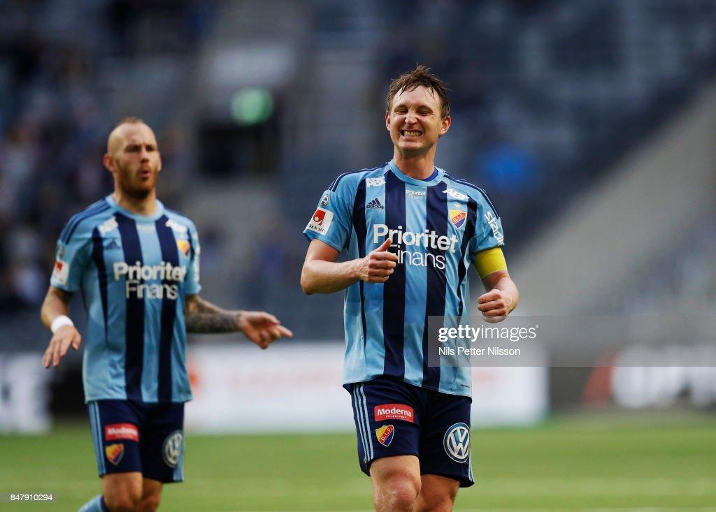 Djurgardens IF v Orebro SK - Allsvenskan