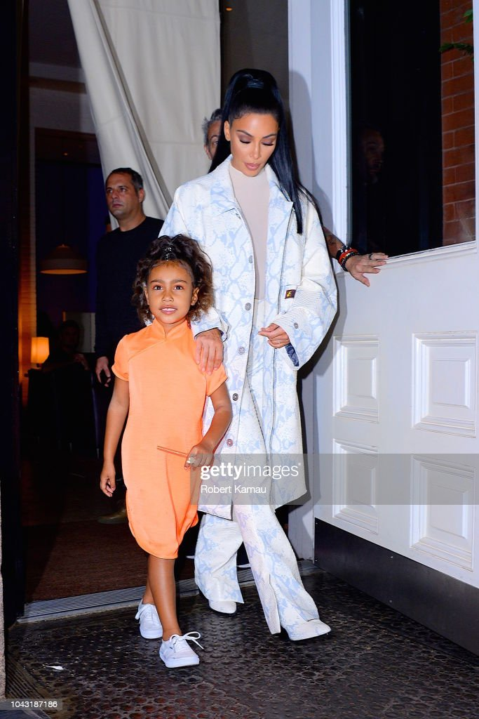 Celebrity Sightings in New York City - September 29, 2018 : News Photo