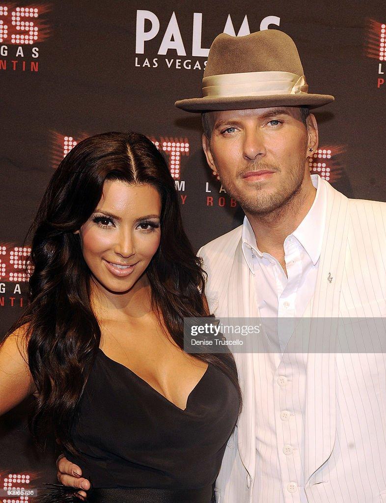 "Kim Kardashian Attends Matt Goss ""Live From Las Vegas"" At The Palms Casino"