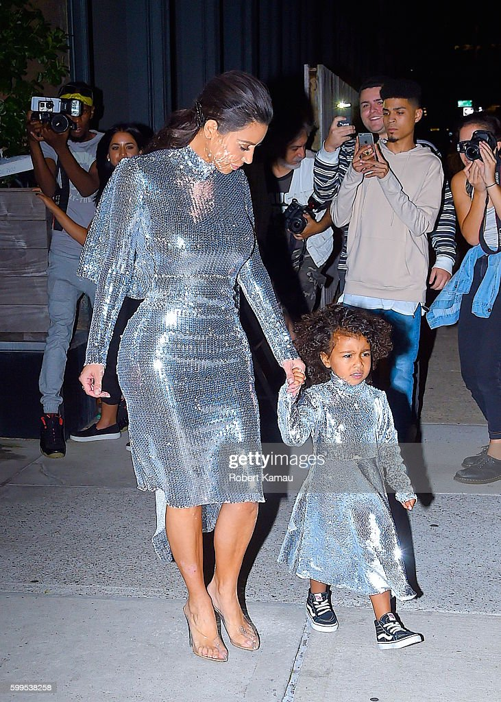 Celebrity Sightings in New York City - September 5, 2016 : News Photo