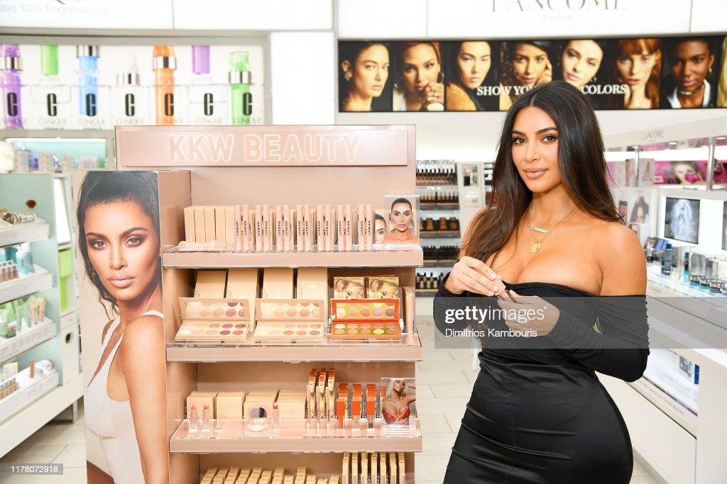 KKW Beauty Launches At ULTA Beauty : ニュース写真