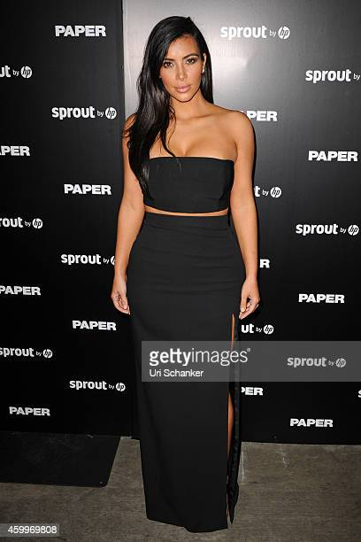 30 Top Kim Kardashian Paper Pictures, Photos and Images