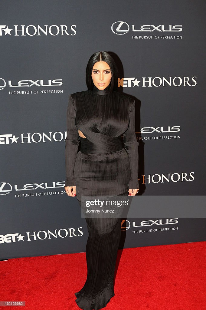 BET Honors Awards 2015 - Arrivals : News Photo