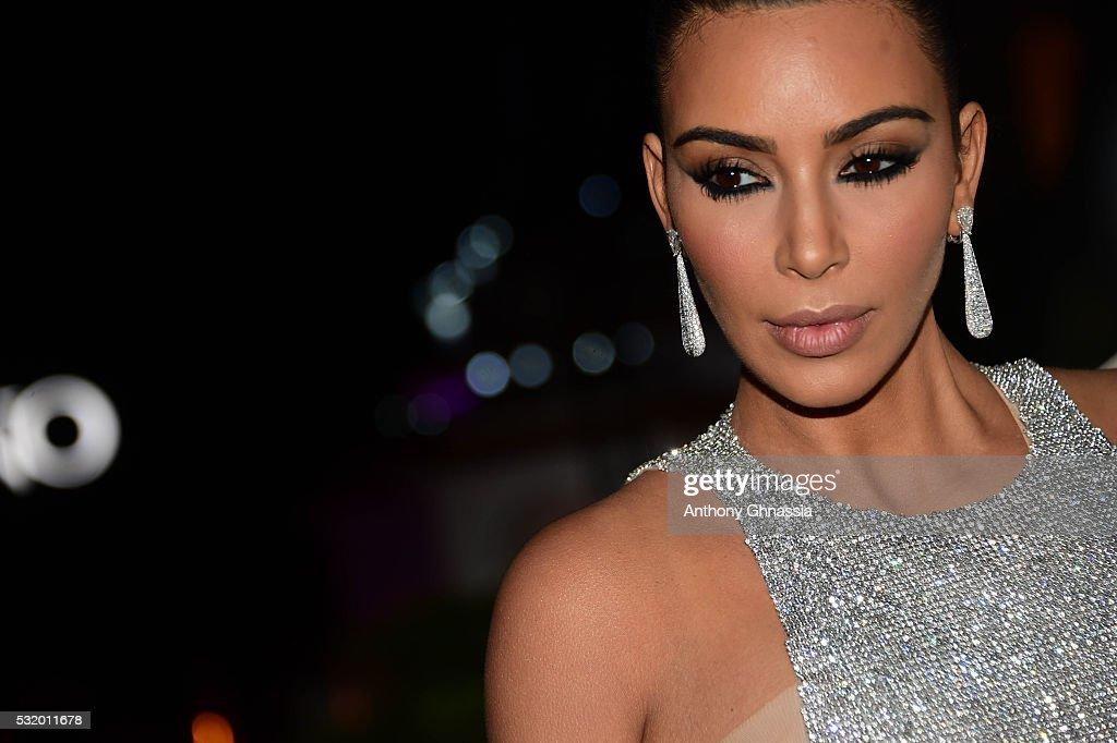 De Grisogono Party - Red Carpet Arrivals - The 69th Annual Cannes Film Festival : News Photo