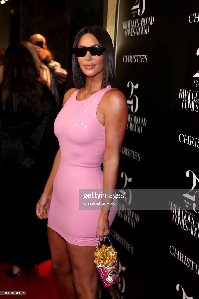 Christie's Presents What Goes Around Comes Around 25th Anniversary Auction Beverly Hills Preview - Arrivals