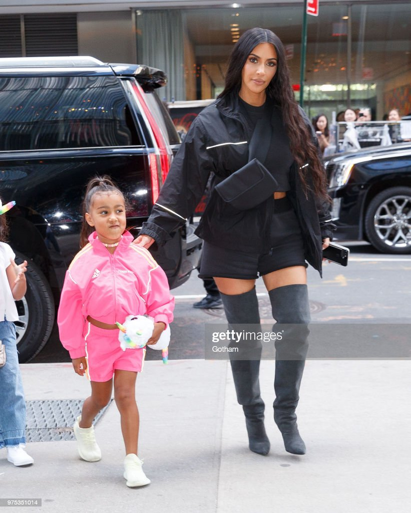 Celebrity Sightings in New York City - June 14, 2018 : News Photo