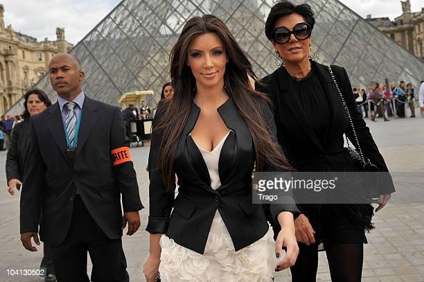 Kim Kardashian sighting on September 15 2010 in Paris France