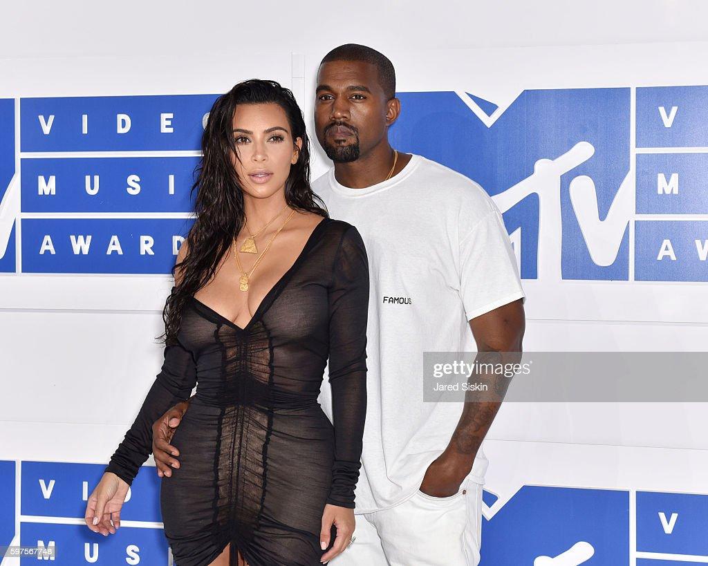 2016 MTV Video Music Awards - Arrivals : News Photo
