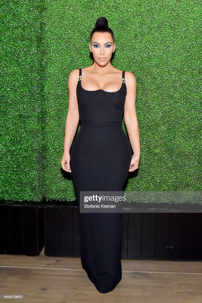 KKWxMario Dinner at Jean Georges in the Waldorf Beverly Hills - Arrivals : News Photo