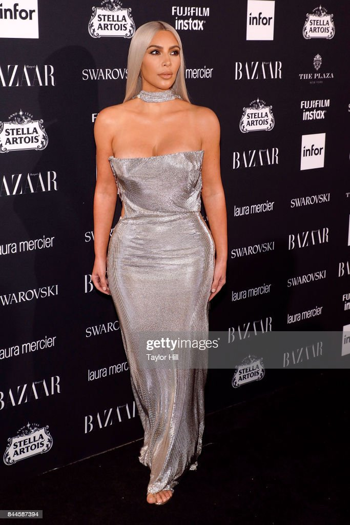 2017 Harper's Bazaar Icons : News Photo