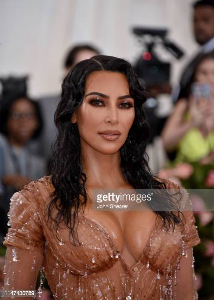 Kim Kardashian West attends The 2019 Met Gala Celebrating Camp Notes on Fashion at Metropolitan Museum of Art on May 06 2019 in New York City