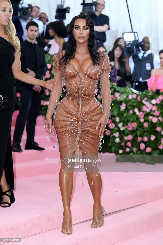The 2019 Met Gala Celebrating Camp: Notes On Fashion - Arrivals : Nieuwsfoto's