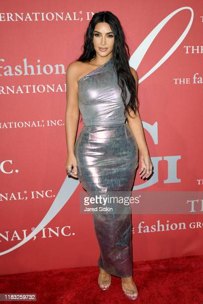 Kim Kardashian West attends the FGI 36th Annual Night of Stars Gala at Cipriani Wall Street on October 24 2019 in New York City