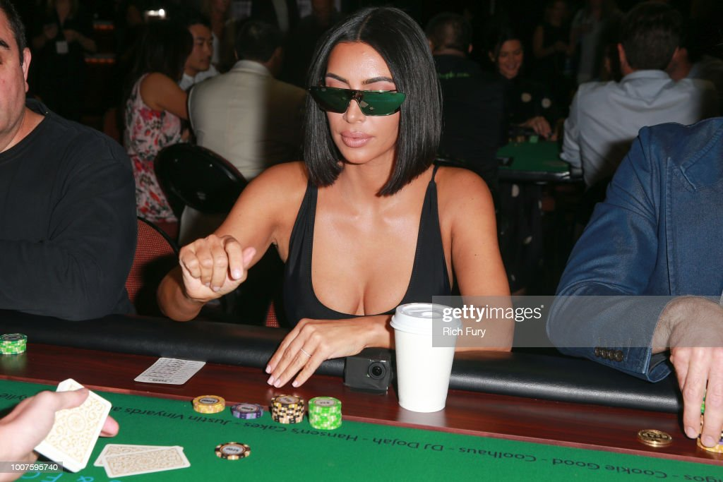 "First Annual ""If Only"" Texas Hold'em Charity Poker Tournament : News Photo"