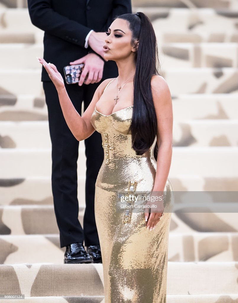 Heavenly Bodies: Fashion & The Catholic Imagination Costume Institute Gala - Street Sightings : News Photo