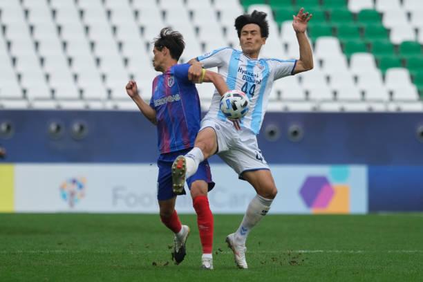 QAT: FC Tokyo v Ulsan Hyundai - AFC Champions League Group F