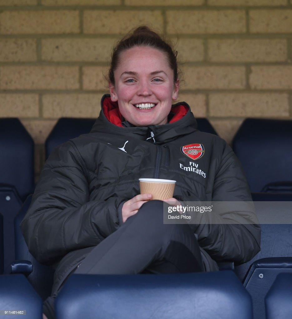 Reading FC Women v Arsenal Ladies: WSL