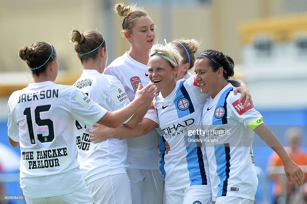 W-League Rd 11 - Brisbane v Melbourne City : News Photo