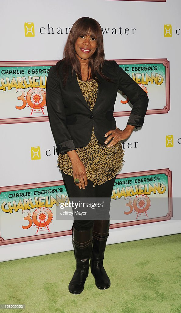 Kim McCoy attends Charlie Ebersol's 'Charlieland' Birthday Party And Charity: Water Fundraiser on December 8, 2012 in Los Angeles, California.