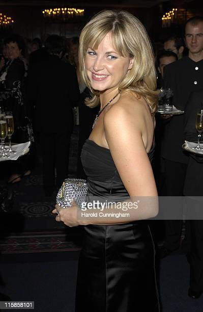 Kim Medcalf during Diema's Dream Charity Dinner in London Great Britain