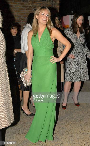 Kim Medcalf during Elle Style Awards 2005 After Party Arrivals in London Great Britain