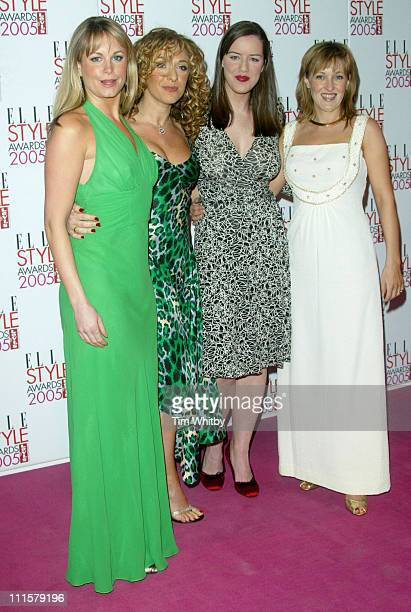 Kim Medcalf TracyAnn Oberman Michelle Ryan and Kacey Ainsworth of 'Eastenders'