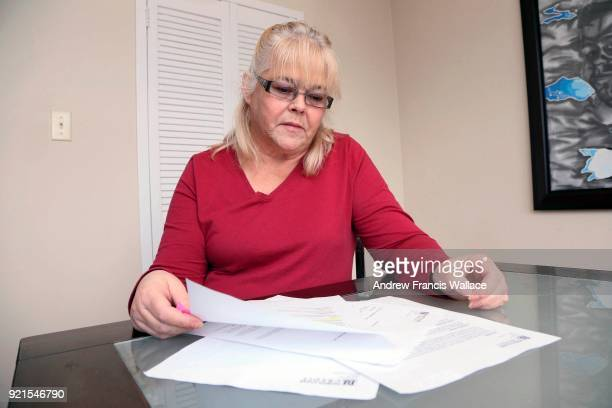 TORONTO ON JANUARY 25 Kim Mellan says she applied for a loan with North Clear Credit and lost the $1000 'security' payment after the company went...