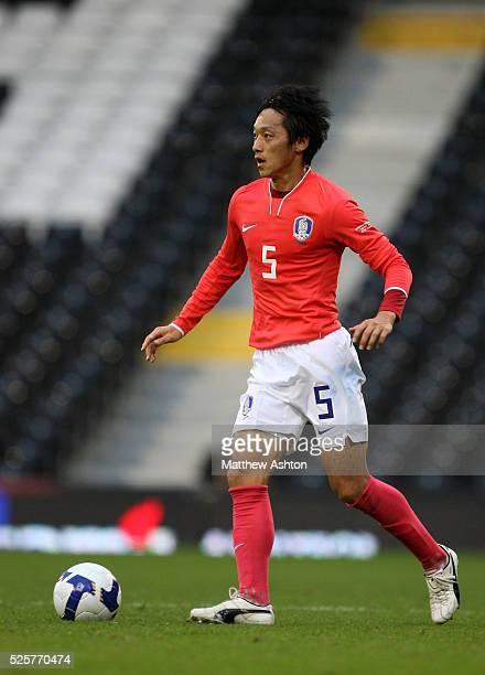 Kim Nam Il of Korea Republic