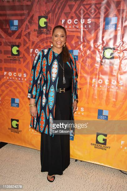 Kim Olgletree attends the Greenlight Women For Black History Month Brunch Celebration at The London on February 17 2019 in West Hollywood California