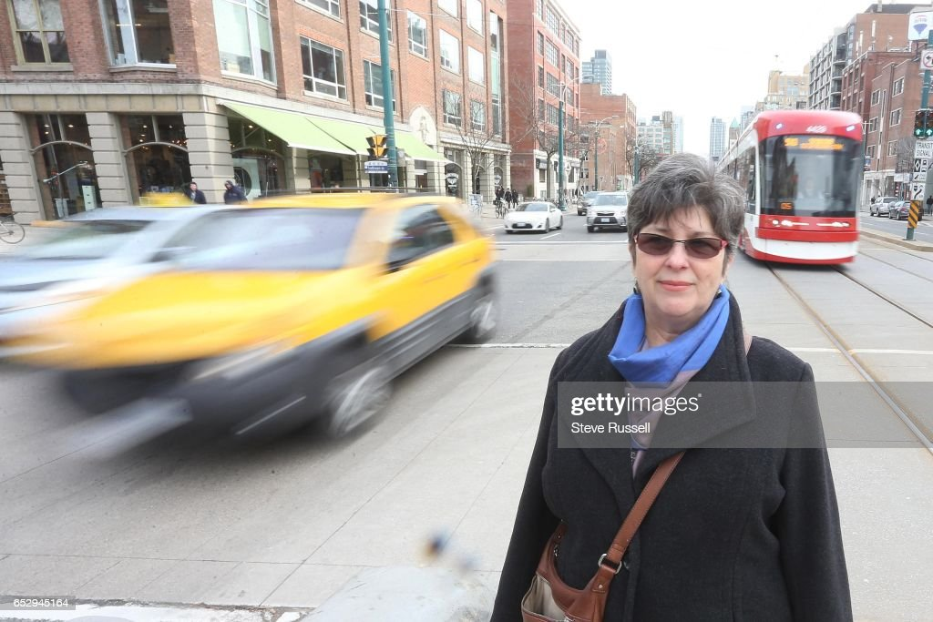 TORONTO, ON- MARCH 9 - Kim Perrotta, executive director of Canadian Association of Physicians for the Environment says traffic pollution is a major problem in the GTA in Toronto.