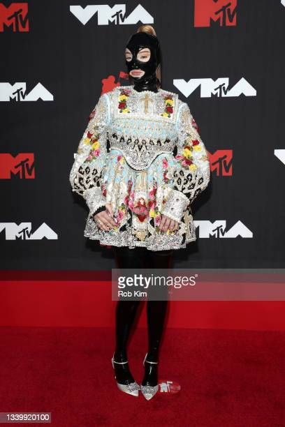 Kim Petras attends the 2021 MTV Video Music Awards at Barclays Center on September 12, 2021 in the Brooklyn borough of New York City.