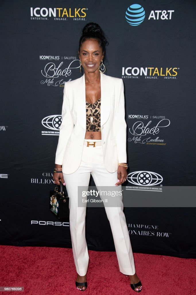 ICON Talks And Motion Picture Association Of America Host Black Male Excellence In Entertainment Awards Luncheon : News Photo