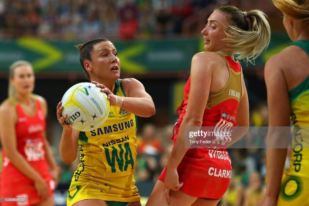 Quad Series - Australia v England