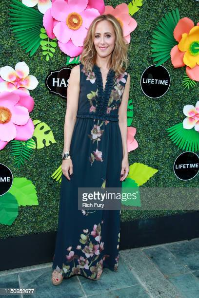 Kim Raver attends Lifetime's Summer Luau at W Los Angeles Westwood on May 20 2019 in Los Angeles California