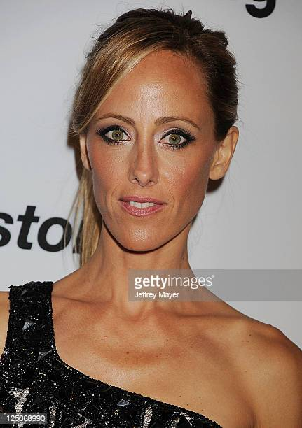 Kim Raver attends the Pink Party '11 Hosted By Jennifer Garner To Benefit CedarsSinai Women's Cancer Program at Drai's Hollywood on September 10 2011...